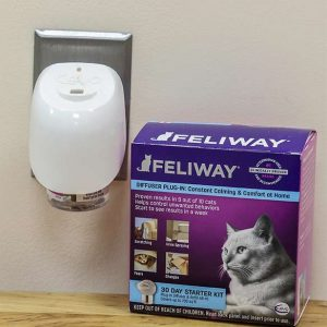 Brookfield animal hospital explains how feliway works to create fear free exams