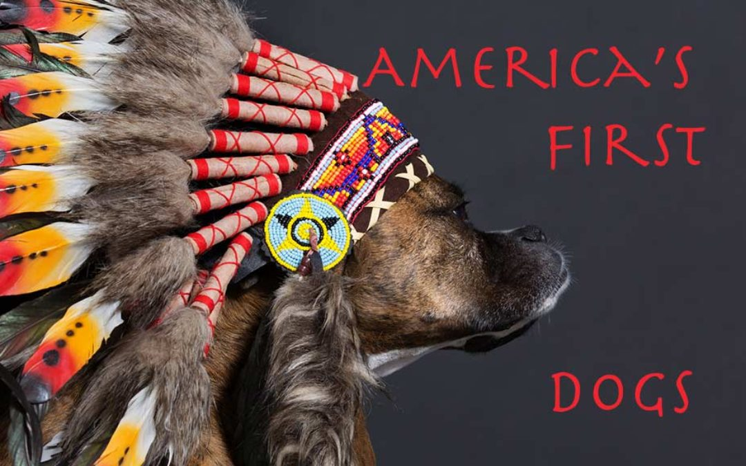 American Indians and Their Dogs: A complex life of love, work and togetherness