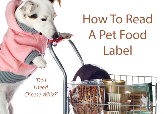 How to Read a Pet Food Label