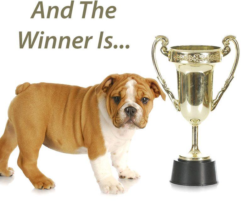 Canine Good Citizen Prize