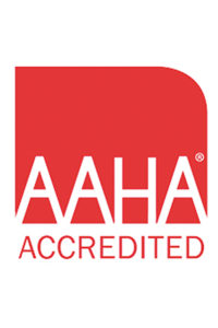 American Animal Hospital Association Logo (AAHA Accredited)